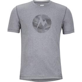Marmot Transporter Miehet Lyhythihainen paita , harmaa